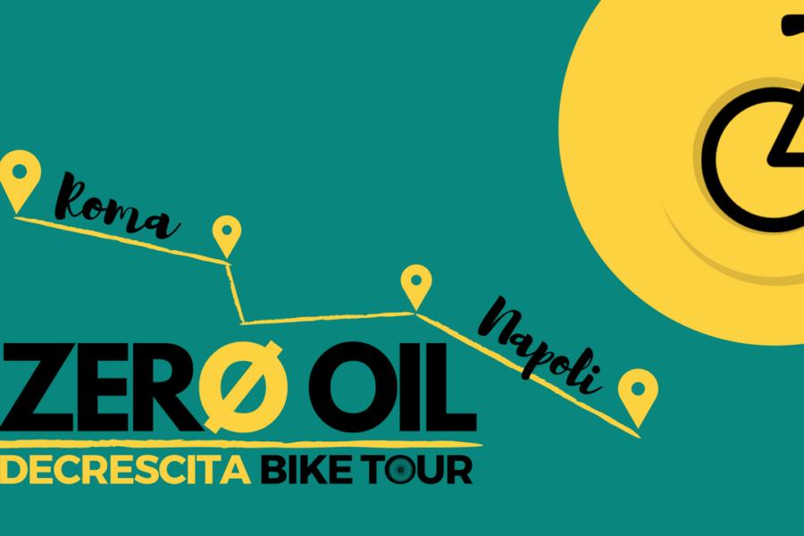 BikeTour 2018: anche quest'anno la Decrescita si mette in movimento
