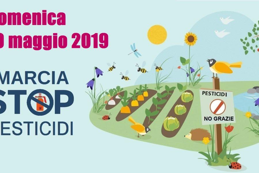(Italiano) MDF aderisce alla MARCIA STOP PESTICIDI