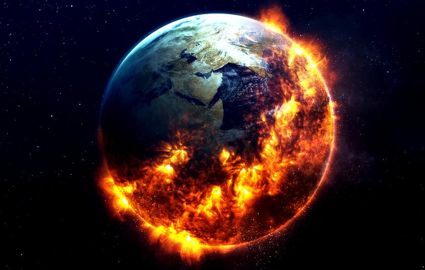 (Italiano) Cambiamenti climatici, sarà Giudizio Universale