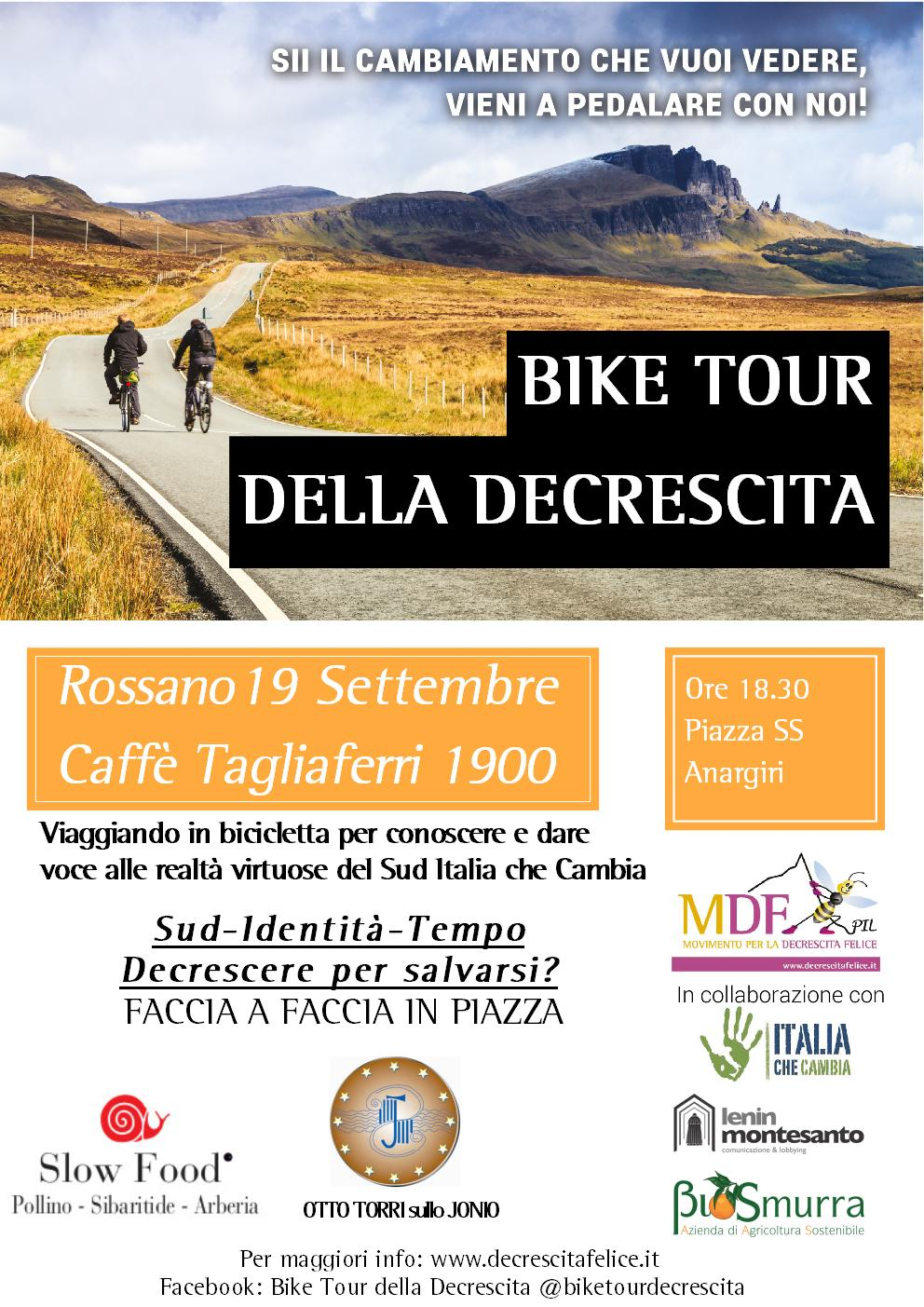 Bike Tour - Rossano