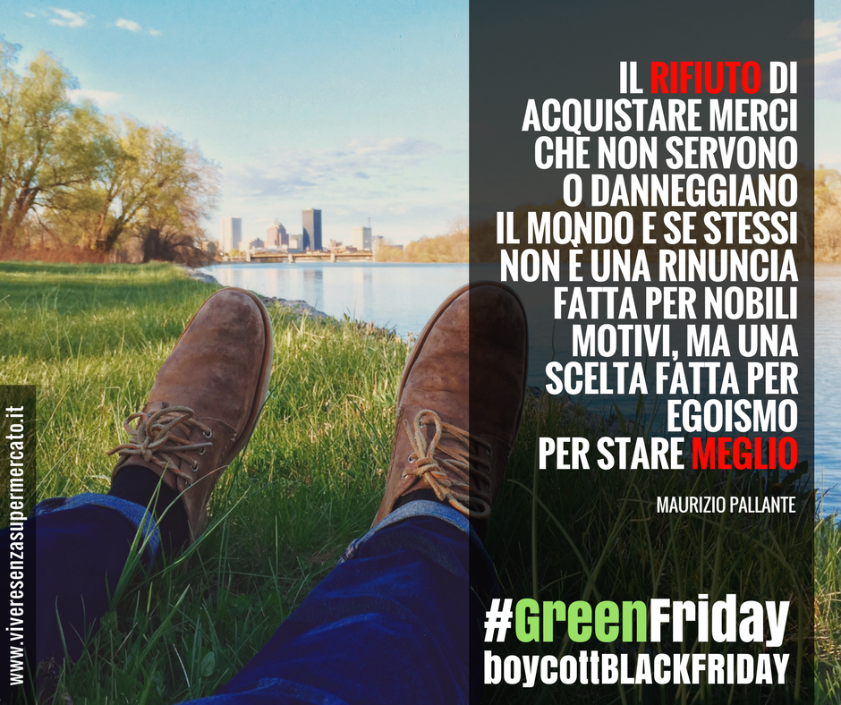 #GreenFriday