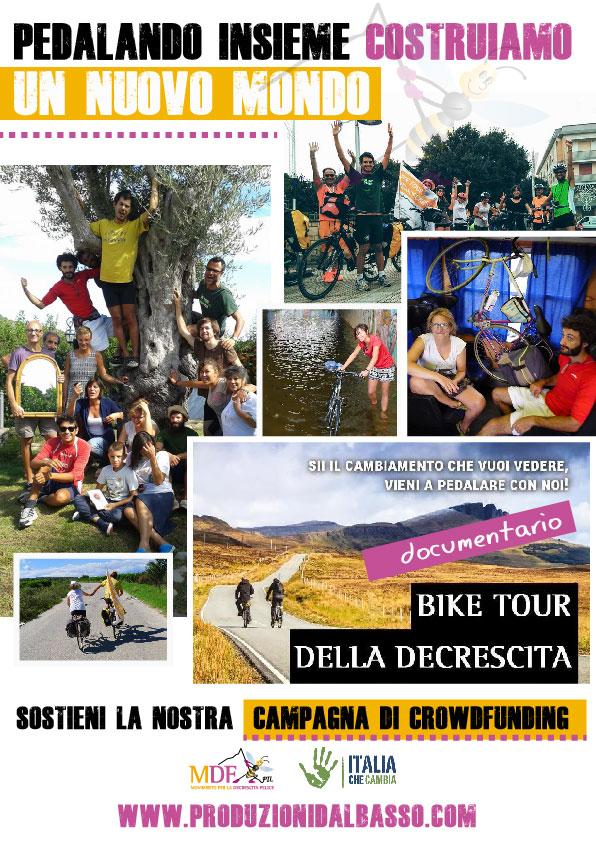 Bike tour della decrescita