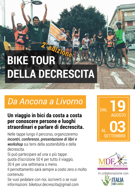 Bike Tour 2017 versione 3.0