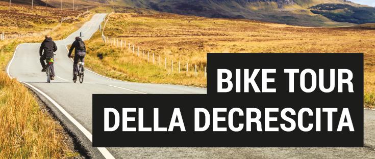 (Italiano) Bike Tour della decrescita: il programma dettagliato