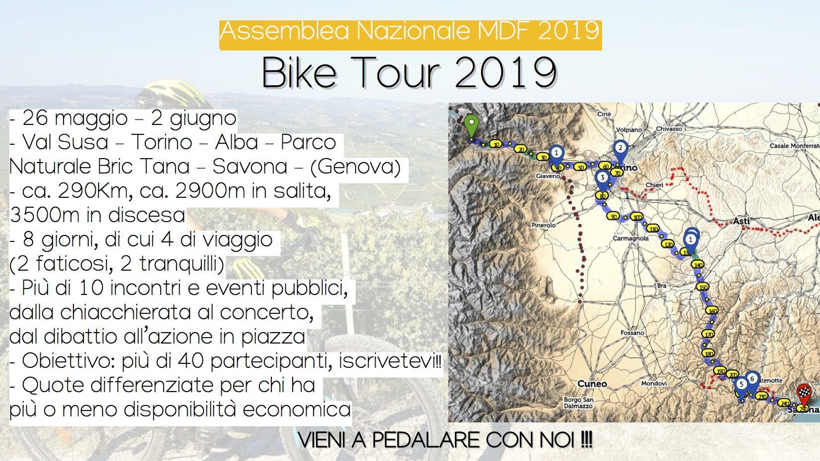 bike tour 2019