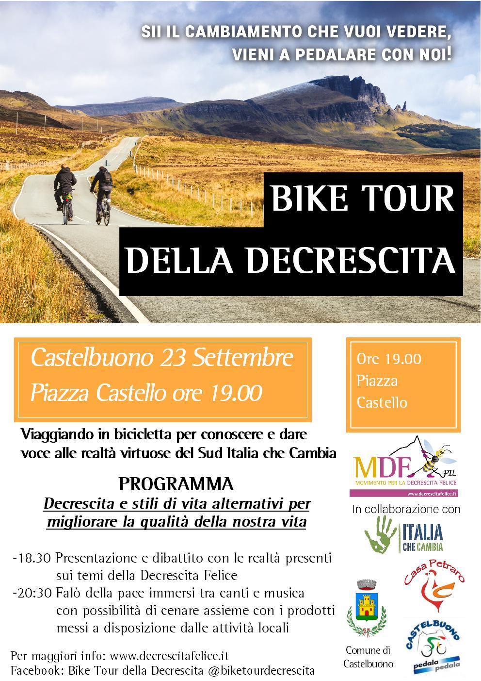 Bike Tour - Castelbuono