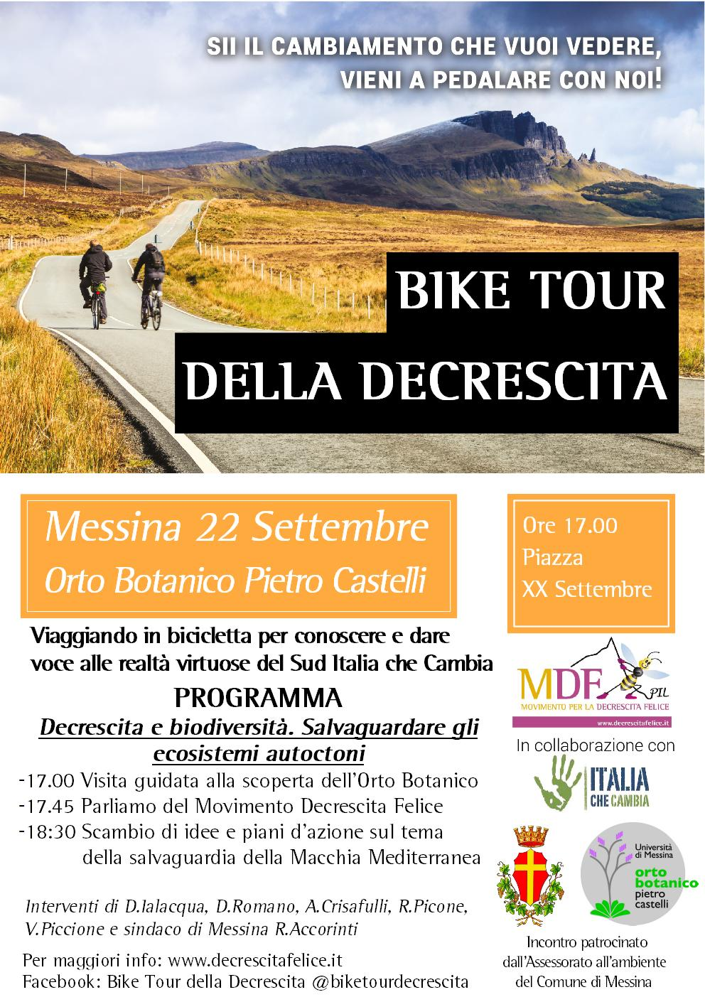 Bike Tour - Messina