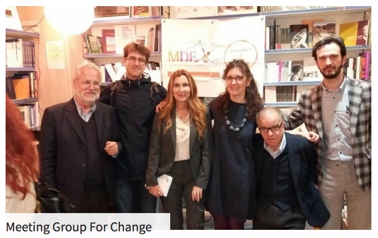 Meeting group for change - Bari